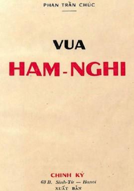 Vua Hàm Nghi – Phan Trần Chúc