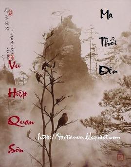 Ma Thổi Đèn Tập 8: Vu Hiệp Quan Sơn – Thiên Hạ Bá Xướng