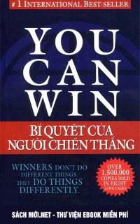 You Can Win – Bí Quyết Của Người Chiến Thắng