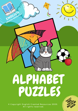 Alphabet Puzzles Worksheets