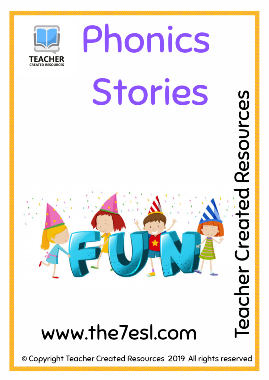 Phonics Stories Posters