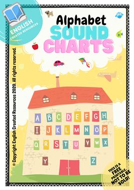 Alphabet Sound Charts