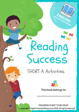 Reading Success Short A Activities