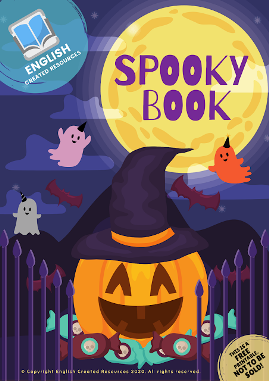 Halloween Activities Worksheets