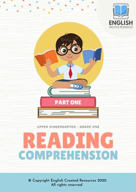 Reading Comprehension Worksheets Grade 1
