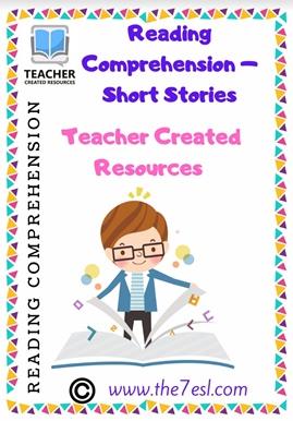 Reading Comprehension Short Stories