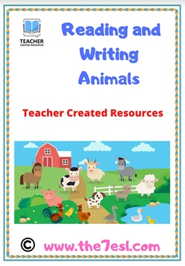 Reading and Writing (  Animals )