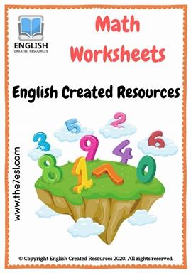 Maths Worksheets – Addition