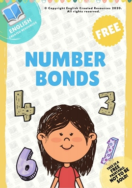 Maths Worksheet ( Number Bonds )