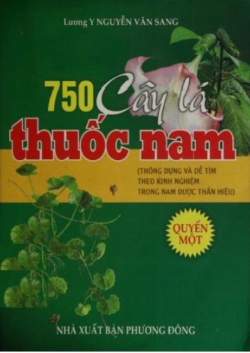 750 Cây Lá Thuốc Nam
